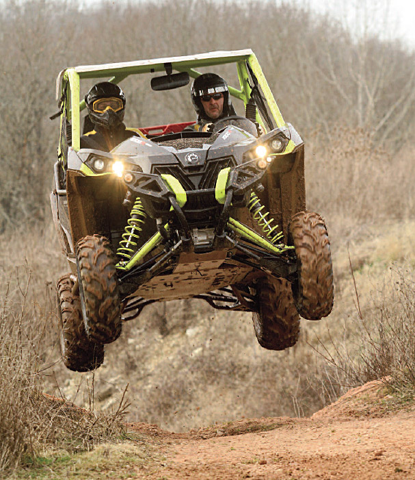 CAN AM MAVERICK XDS 1000R