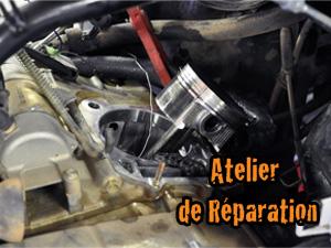Atelier de Réparation Motor System
