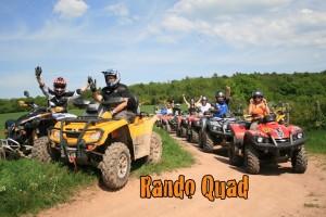 Prestation Rando Quad Motor System