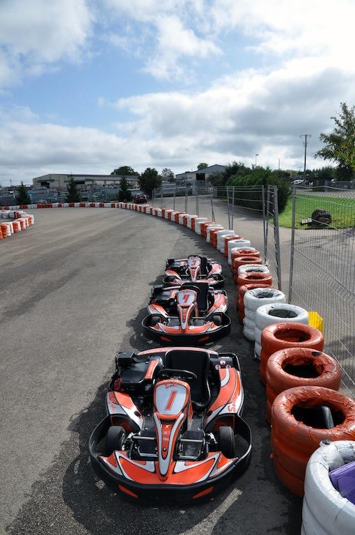 Karting sur Piste