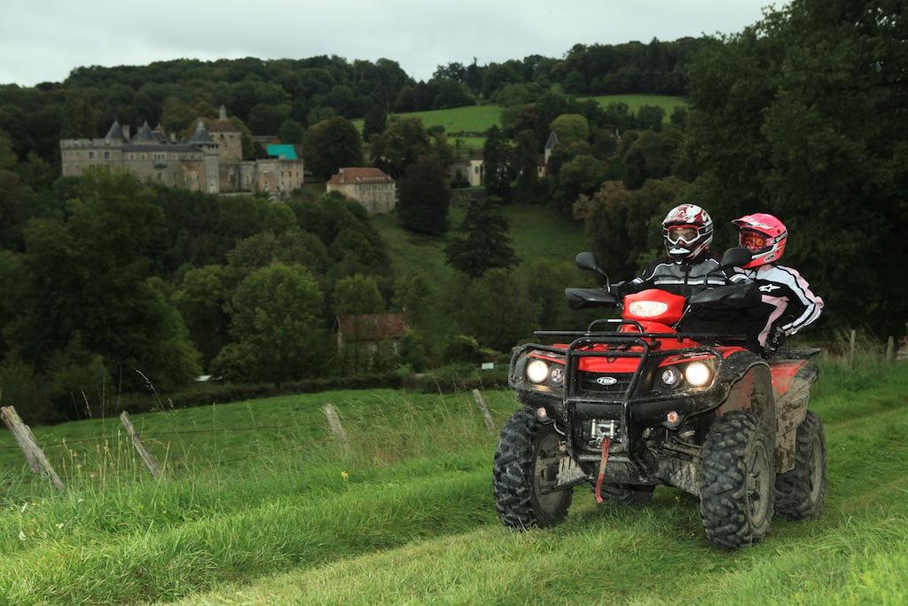 Rando quad Motor system 1-8931